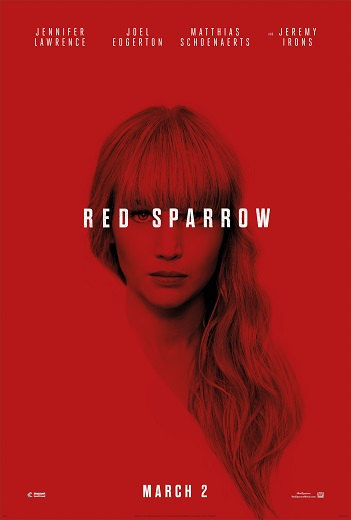 'Red Sparrow' Advance Screening Passes