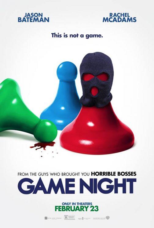 'Game Night' Advance Screening Passes