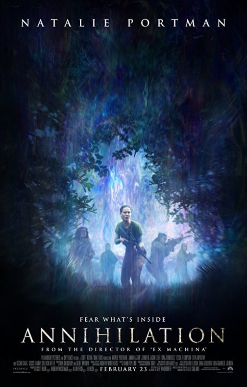 'Annihilation' Advance Screening Passes