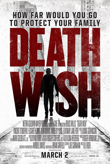 'Death Wish' Advance Screening Passes
