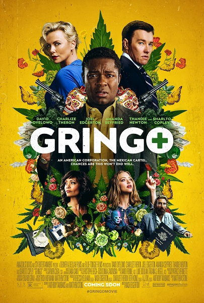 'Gringo' Advance Screening Passes