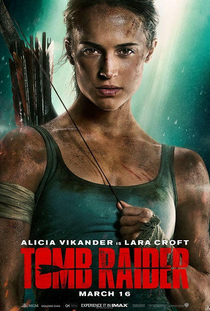 'Tomb Raider' Advance Screening Passes