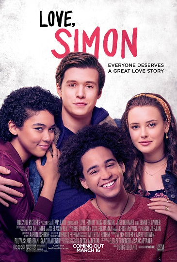 'Love, Simon' Advance Screening Passes