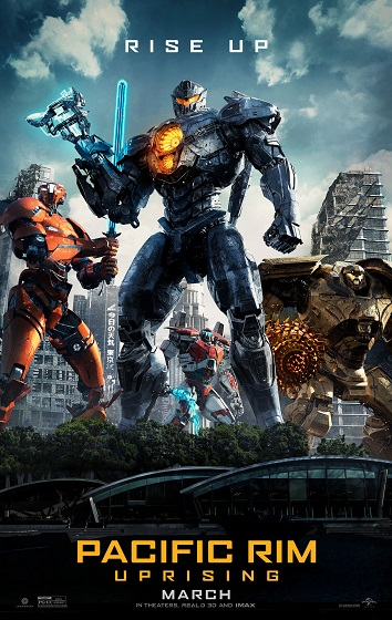 'Pacific Rim Uprising' Advance Screening Passes