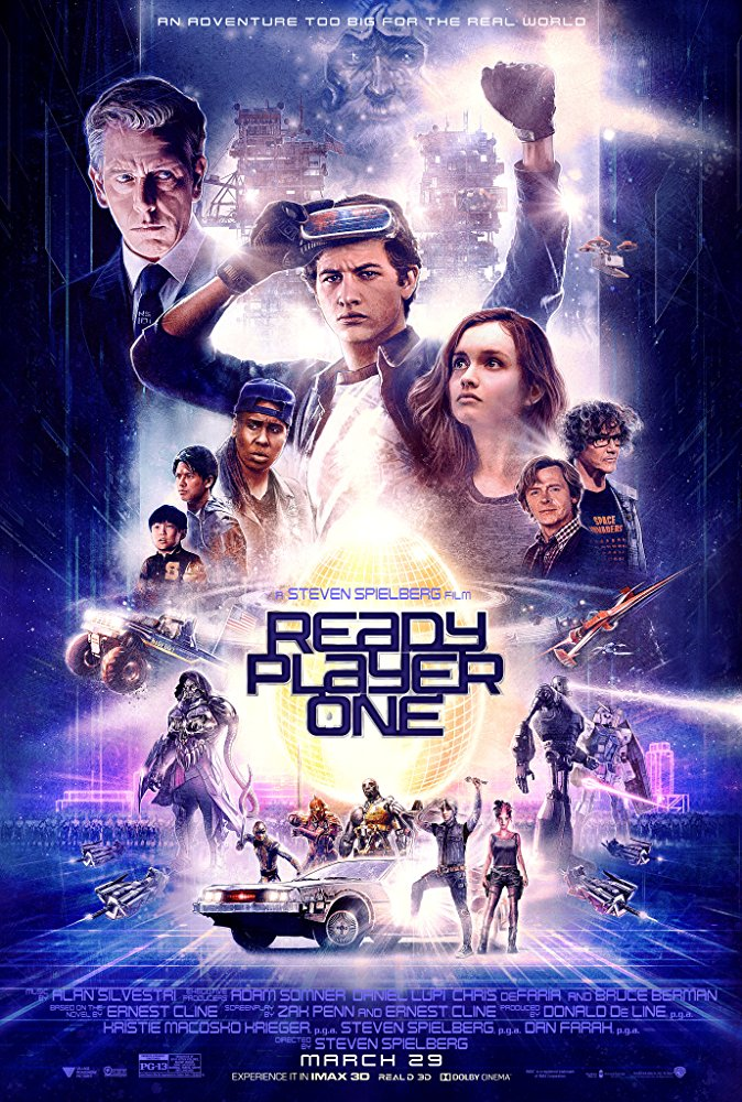 'Ready Player One' Advance Screening Passes