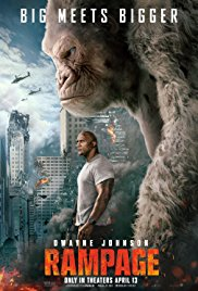 'Rampage' Advance Screening Passes