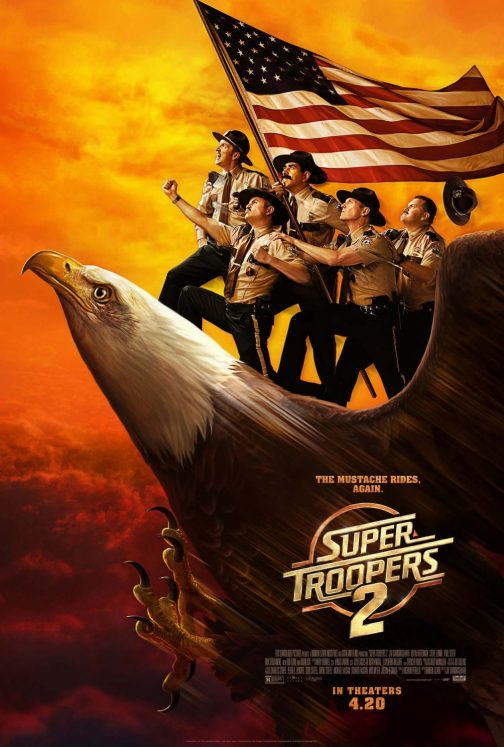 'Super Troopers 2' Advance Screening Passes