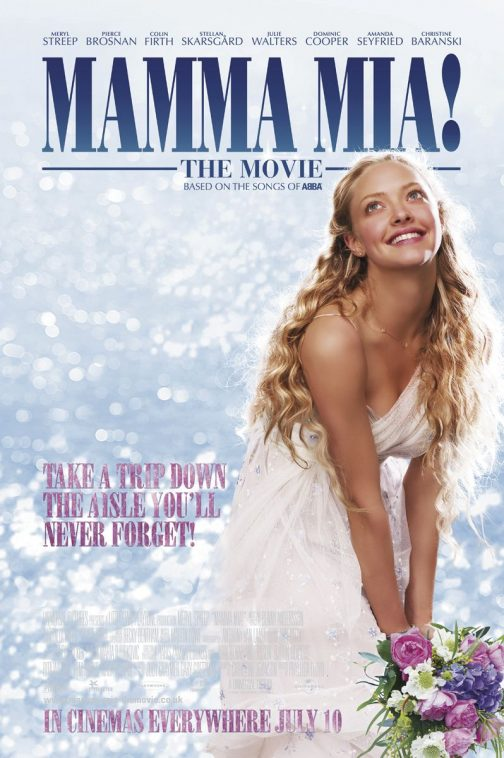 Free 'Mamma Mia! The Movie' Mother's Day Sing-Along Screening