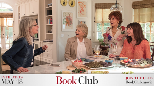 'Book Club' Advance Screening Passes