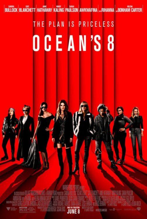 'Ocean's 8' Advance Screening Passes