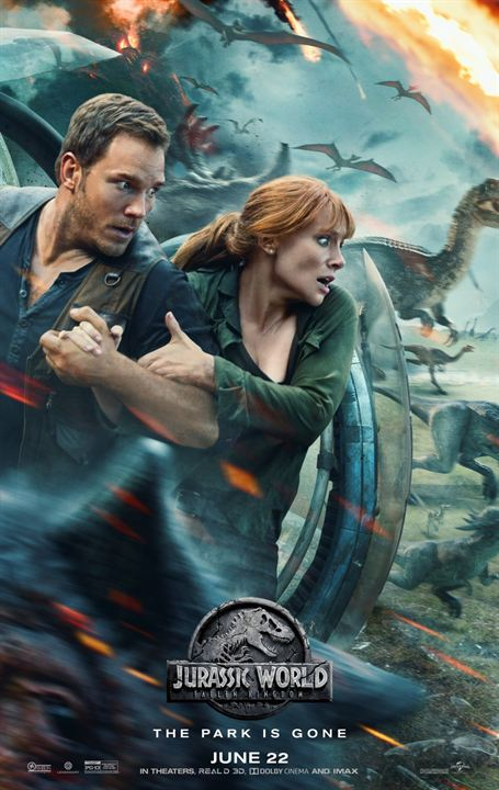 'Jurassic World: Fallen Kingdom' Advance Screening Passes