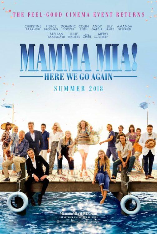 'Mamma Mia! Here We Go Again' Advance Screening Passes