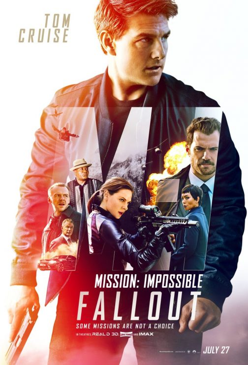 'Mission: Impossible - Fallout' Advance Screening Passes