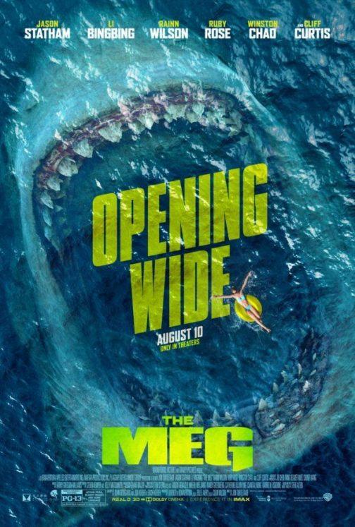 'The Meg' Advance Screening Passes