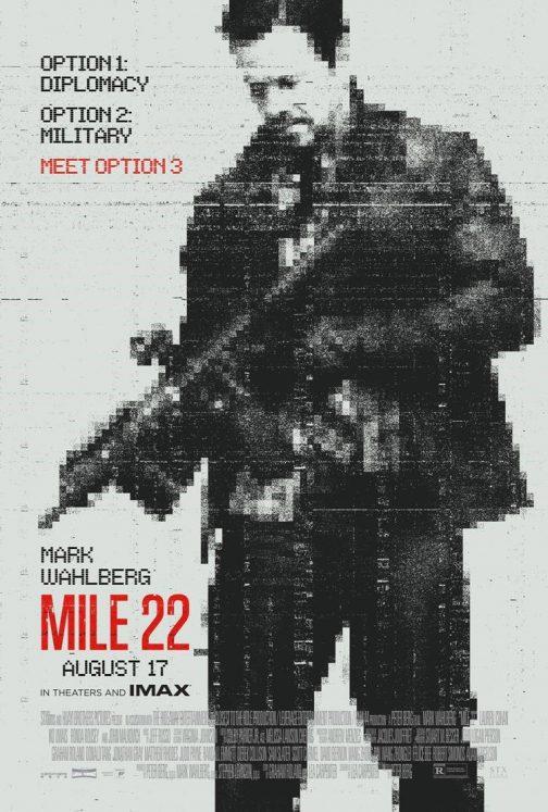 'Mile 22' Advance Screening Passes