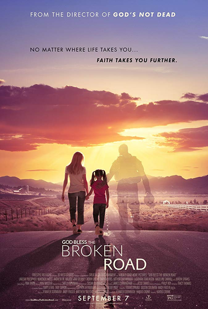 'God Bless the Broken Road' Advance Screening Passes