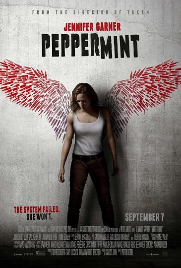 'Peppermint' Advance Screening Passes