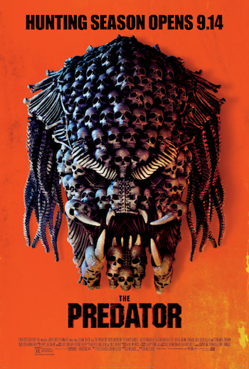 'The Predator' Advance Screening Passes