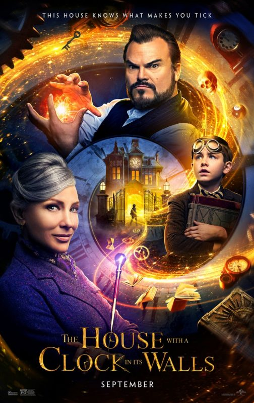 'The House with a Clock in Its Walls' Advance Screening Passes