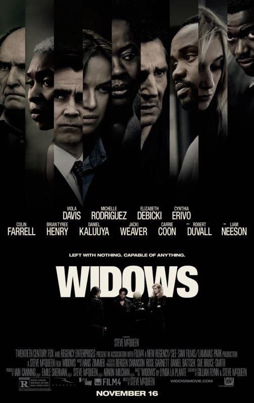 'Widows' Advance Screening Passes