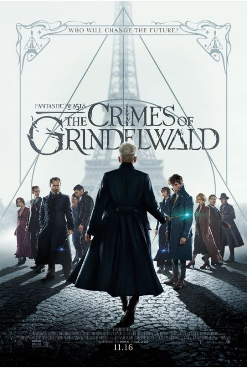 'Fantastic Beasts: The Crimes of Grindelwald' Advance Screening Passes
