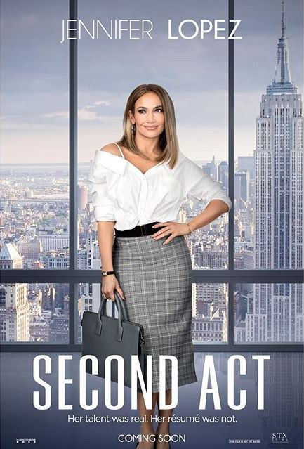 'Second Act' Screening Passes