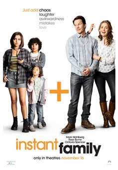 'Instant Family' Advance Screening Reserved Seats