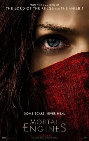 'Mortal Engines' Advance Screening Passes