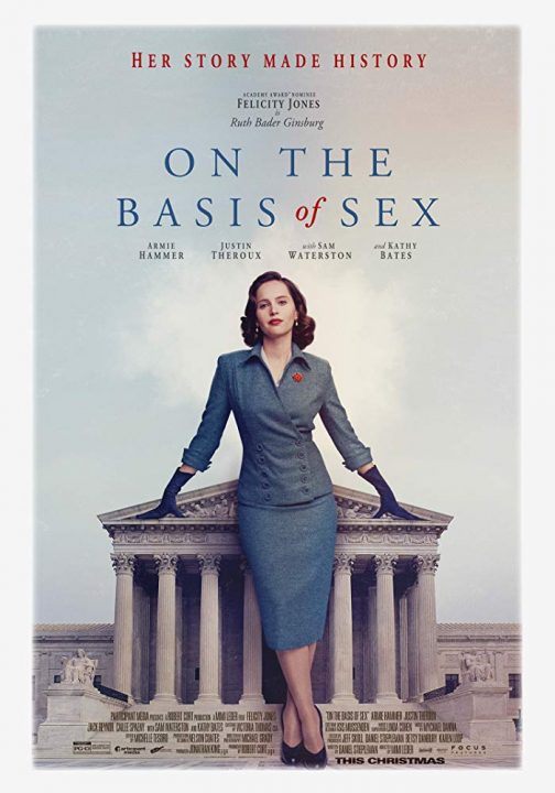 'On the Basis of Sex' Advance Screening Passes