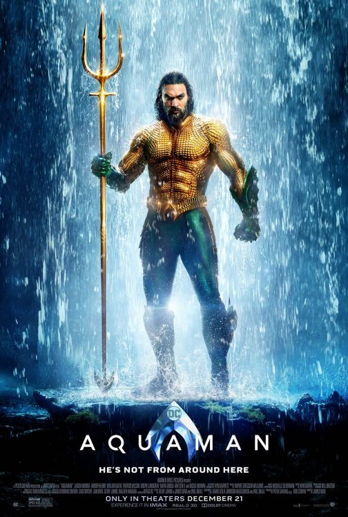 'Aquaman' Advance Screening Passes