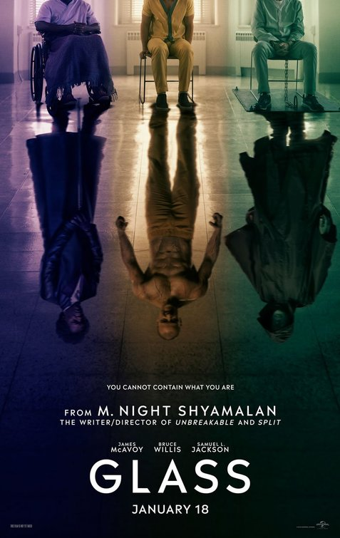 'Glass' Advance Screening Passes