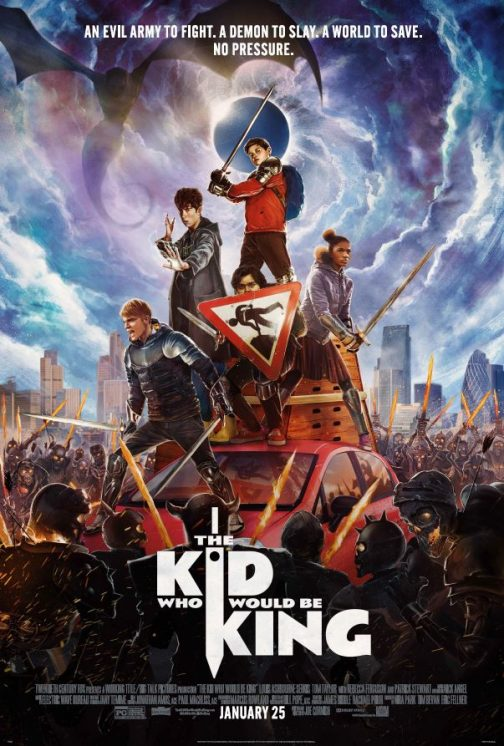 'The Kid Who Would Be King' Advance Screening Passes