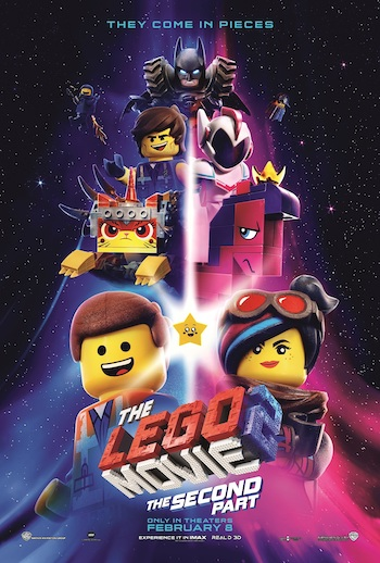 'The LEGO Movie 2: The Second Part' Advance Screening Passes
