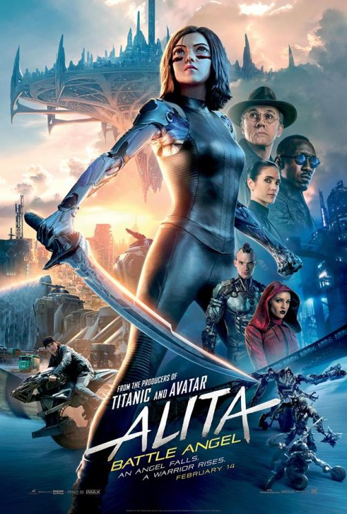 'Alita: Battle Angel' Advance Screening Passes
