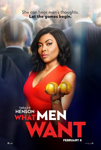Free Ticket Giveaway: 'What Men Want'