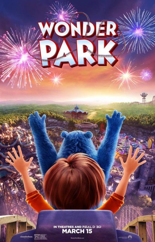 'Wonder Park' Advance Screening Tickets