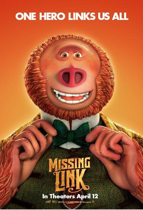 'Missing Link' Advance Screening Passes