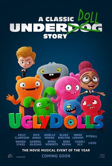 'UglyDolls' Advance Screening Passes