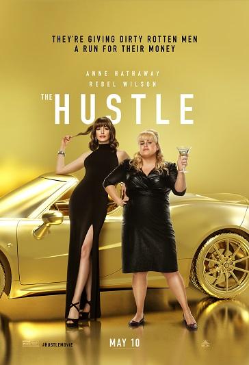 'The Hustle' Advance Screening Passes