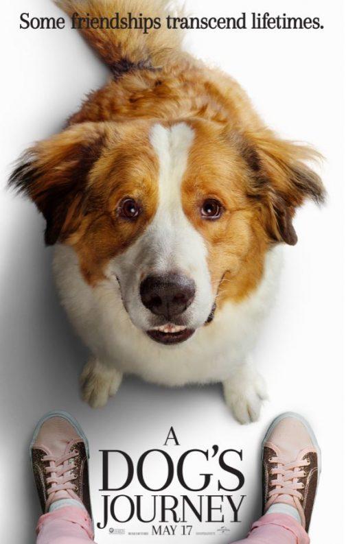 'A Dog's Journey' Advance Screening Passes
