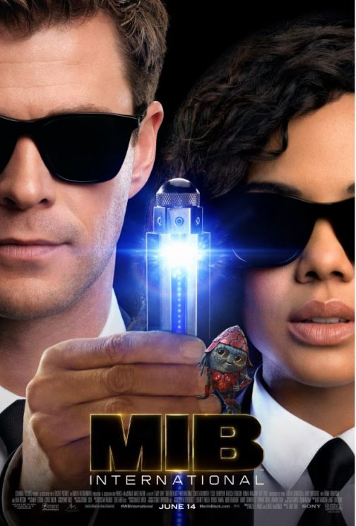 'Men in Black: International' Advance Screening Passes