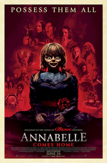'Annabelle Comes Home' Advance Screening Passes