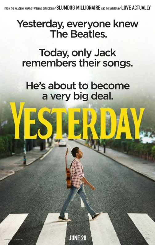 'Yesterday' Advance Screening Passes
