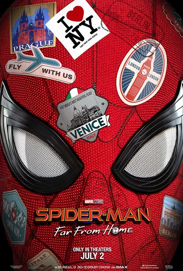 'Spider-Man: Far From Home' Advance Screening Passes