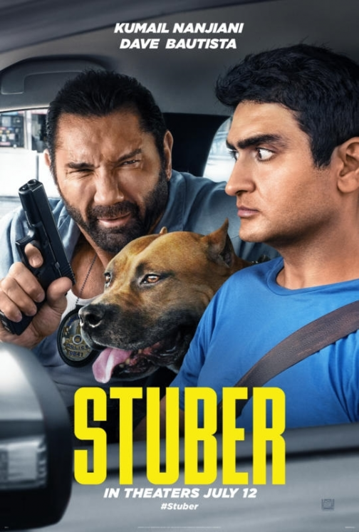 'Stuber' Advance Screening Passes
