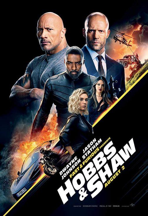 'Fast & Furious Presents: Hobbs & Shaw' Advance Screening Passes