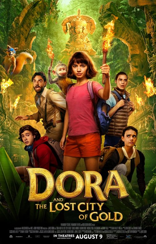 'Dora and the Lost City of Gold' Advance Screening Passes