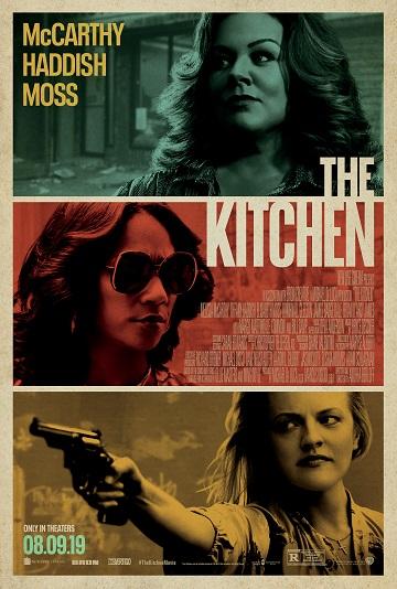'The Kitchen' Advance Screening Passes