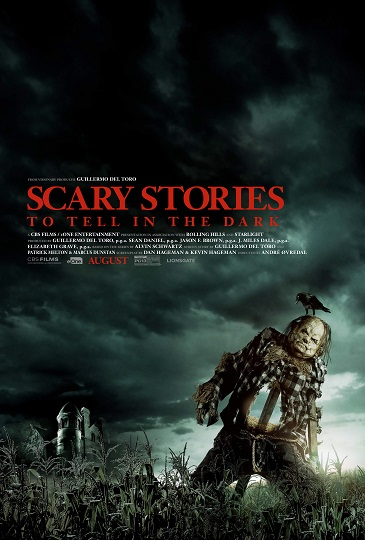 'Scary Stories to Tell in the Dark' Advance Screening Passes