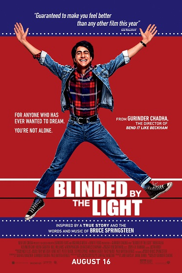 'Blinded by the Light' Advance Screening Passes